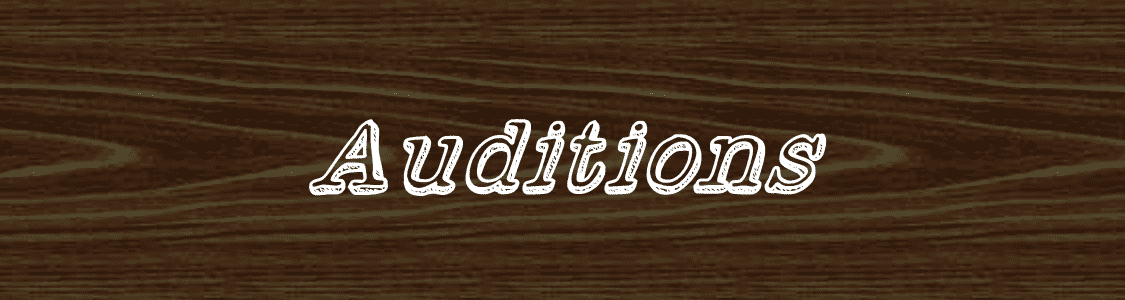 Auditions - Theatre Off The Square Weatherford, Texas